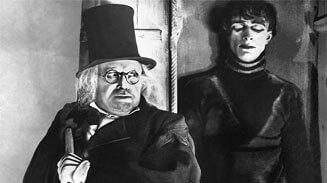 Obrázok k filmu Kabinet doktora Caligariho (1920)
