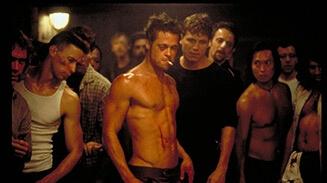 Obrázok k filmu KLUB BITKÁROV (1999)