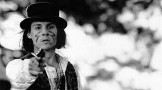 Obrázok k filmu MŔTVY MUŽ (1995)