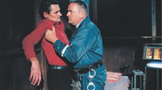 Obrázok k filmu Muž bez minulosti (2002)